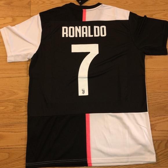 Adidas Other 20192020 Cristiano Ronaldo Juventus Home Jersey Poshmark